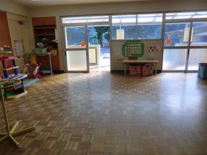 年中組の保育室です